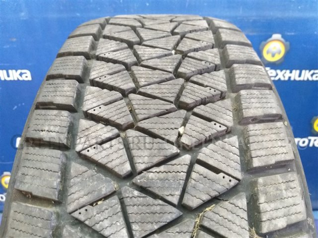 шины Bridgestone Blizzak DM-V2 0/60R17 зимние