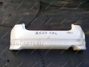 Бампер на Nissan Note E12 HR12