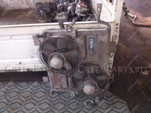 Радиатор кондиционера на Toyota Hiace LH107 3L