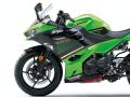 Kawasaki обновляет цвета Ninja 400 и Ninja 400 KRT