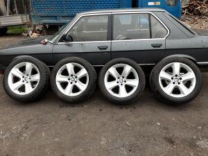 Шины Federal Federal Couragia F/X 255/50R19 на дисках BMW R19