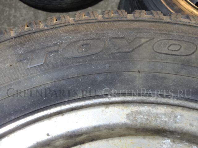 шины Toyo Garit G30 195/65R1591Q всесезонные на дисках Japan R15