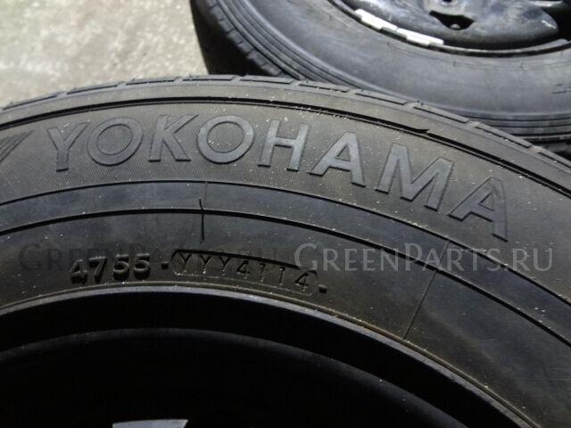 шины Yokohama JOB RY52 0/80R15LT107105LLT летние на дисках Japan R15