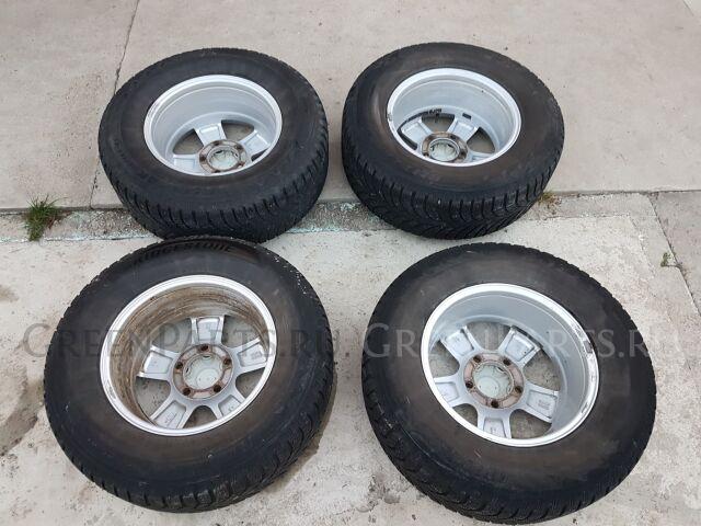 шины Bridgestone Blizzak Spike-01 285/65R17 зимние на дисках R17