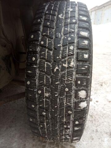 шины Dunlop SP Winter Ice 01 195/65R15 зимние на дисках Toyota R15