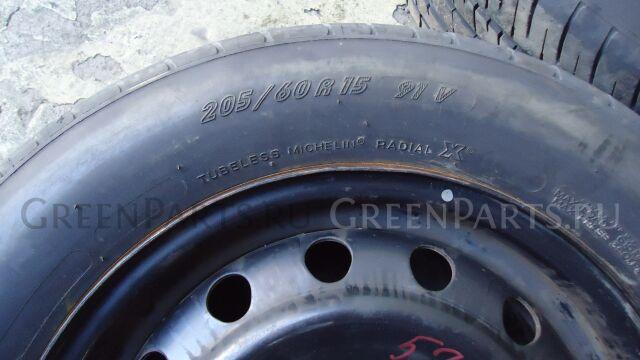 шины 205/60R15 летние на дисках R15