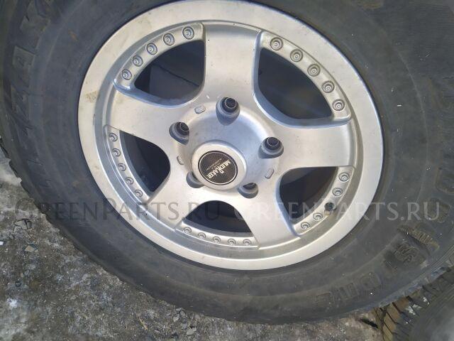 шины Bridgestone Blizzak DM-Z3 275/70R16 всесезонные на дисках Mudraker R16
