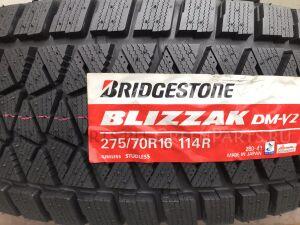 Шины Япония Bridgestone Blizzak DM-V2 275/70R16 зимние