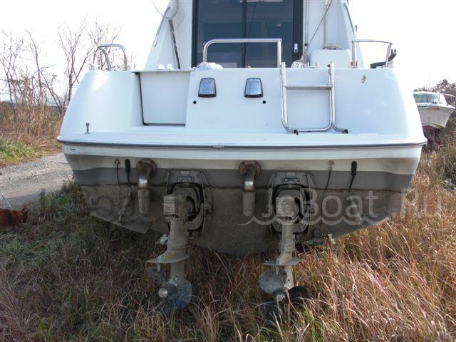 яхта моторная YANMAR 1996 г.