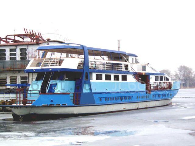 яхта моторная Святой Владимир 1980 г.