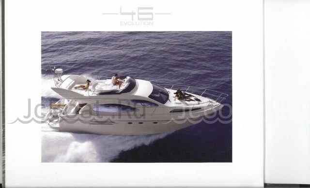 яхта парусная AZIMUT 2004 г.