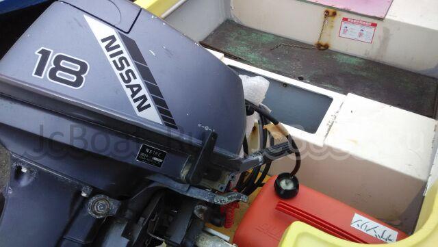 лодка пластиковая NISSAN MARINE FR15 2001 г.