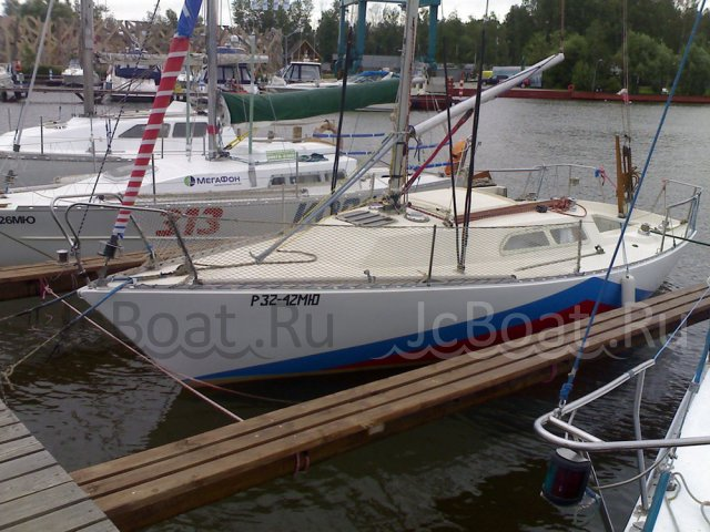 яхта парусная Конрад 25 РТ 1990 г.