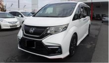 HONDA STEPWAGON 2016