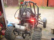 квадроцикл BAGGI Модель Багги U 250