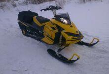 снегоход BRP SUMMIT X 154