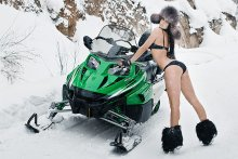 снегоход BRP BRP