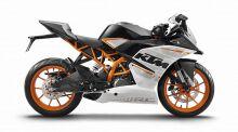 спортбайк KTM Мотоцикл KTM RC 390 ABS