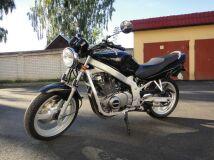 мотоцикл SUZUKI GS 500U 65P.S CITYMOTOR E