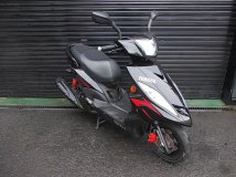 макси-скутер YAMAHA GTR125