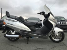 макси-скутер SUZUKI SKYWAVE 250 CJ41A-109155