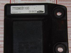 Коммутатор на KTM 250 EX-F