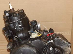 Двигатель на SUZUKI RH250 SJ11B J103