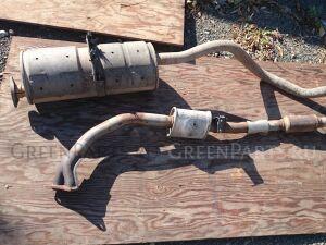 Глушитель на Nissan Atlas R4F23 QD32