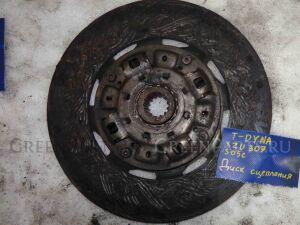 Диск сцепления на Toyota Dyna XZU307 S05C