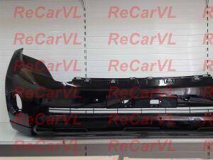 Бампер на Toyota Land Cruiser Prado GRJ151W, TRJ150W, GDJ150L, GRJ151, GRJ150, GRJ150L