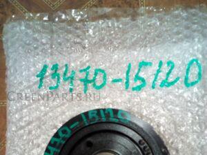 Шкив коленвала на Toyota Carina AT212 5AFE 13470-15120
