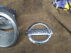 Эмблема на Nissan Note 11