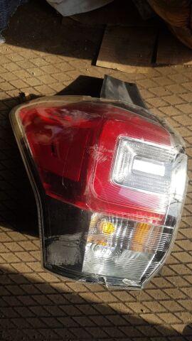Стоп-сигнал на Subaru Forester SJ5