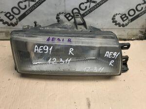 Фара на Toyota Corolla AE91 12311