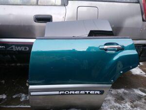 Дверь боковая на Subaru Forester