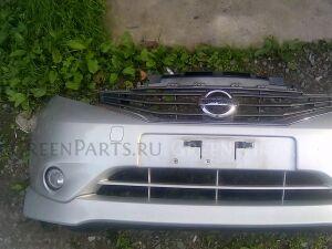 Бампер на Nissan Note E12