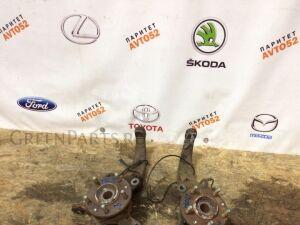 Поворотный кулак на Mazda 3