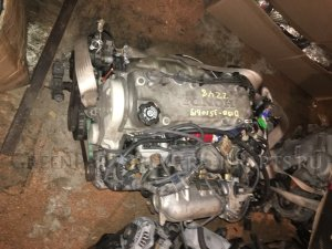 Двигатель на Honda Civic Ferio EK3 D15B
