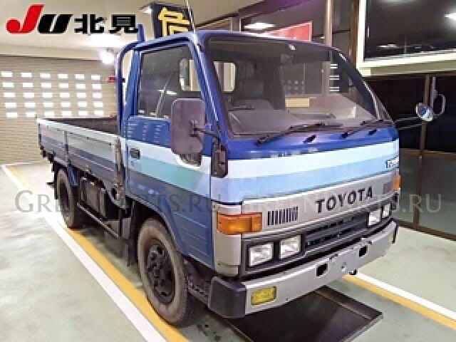 Бензобак на Toyota Dyna BU66 BU67 14B