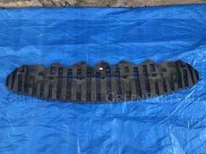 Защита бампера на Toyota Aqua NHP10 1NZFXE