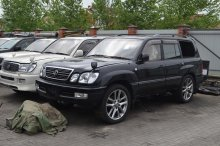 Радиатор основной TOYOTA LAND CRUISER 101 1HD-FTE 16400-17331