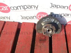 Поворотный кулак на Mitsubishi Outlander (CU) 2001-2008