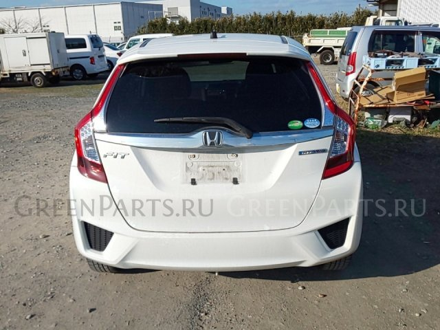 Домкрат на Honda Fit GK3, GK4, GK5, GK6, GP5, GP6 L13B LEB L15B