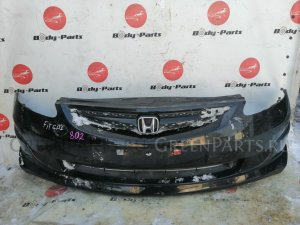 Бампер на Honda Fit GD1 802