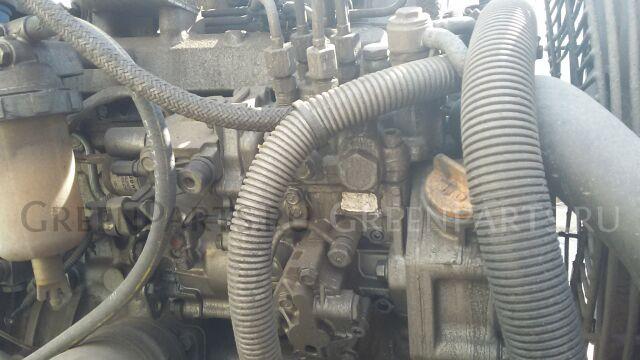 Двигатель на YANMAR 4TNV84T
