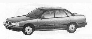 ISUZU ASKA 1990 г.