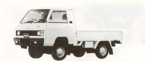 MITSUBISHI DELICA TRUCK 1990 г.