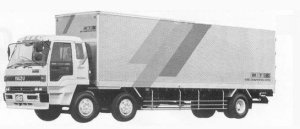 ISUZU 810 1990 г.