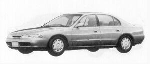 MITSUBISHI ETERNA 1992 г.