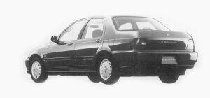 HONDA DOMANI 1993 г.
